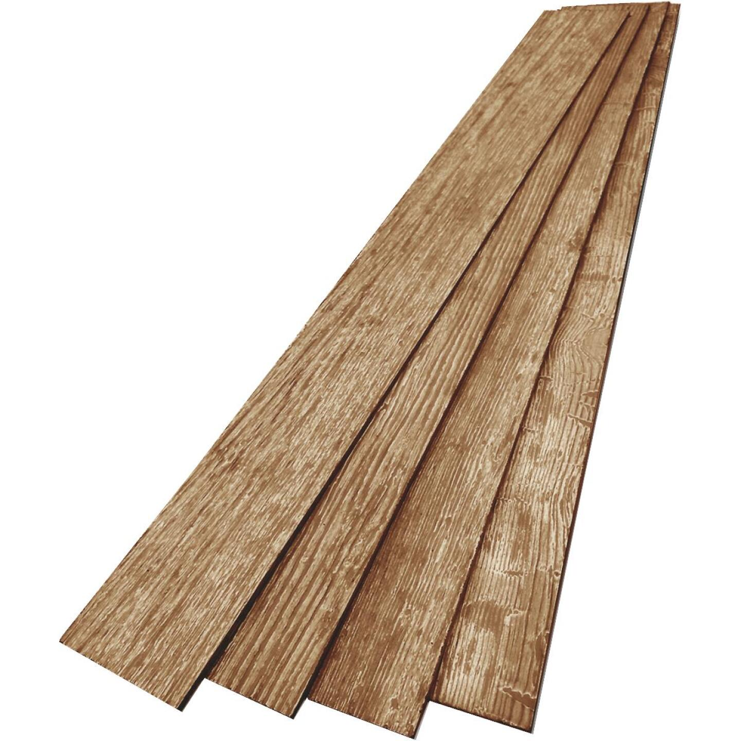 DPI 6 In. W. x 48 In. L. x 1/4 In. Thick Espresso Rustic Wall Plank (12-Pack) Image 2
