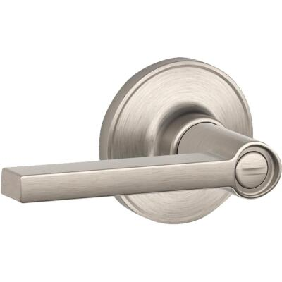 Dexter Solstice Satin Nickel Privacy Door Lever Lockset