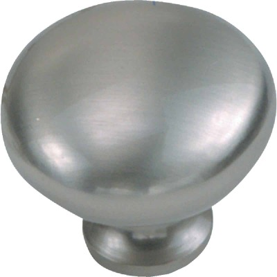 Laurey Satin Pewter 1-1/8 In. Cabinet Knob