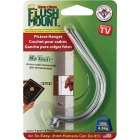 Monkey Hook Flush Mount Hanger with Perfect Install Guide (4 Count) Image 2