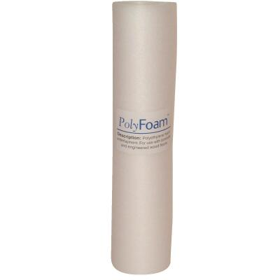 PolyFoam 3 Ft. W x 33.3 Ft. L Base Grade Underlayment, 100 Sq. Ft./Roll