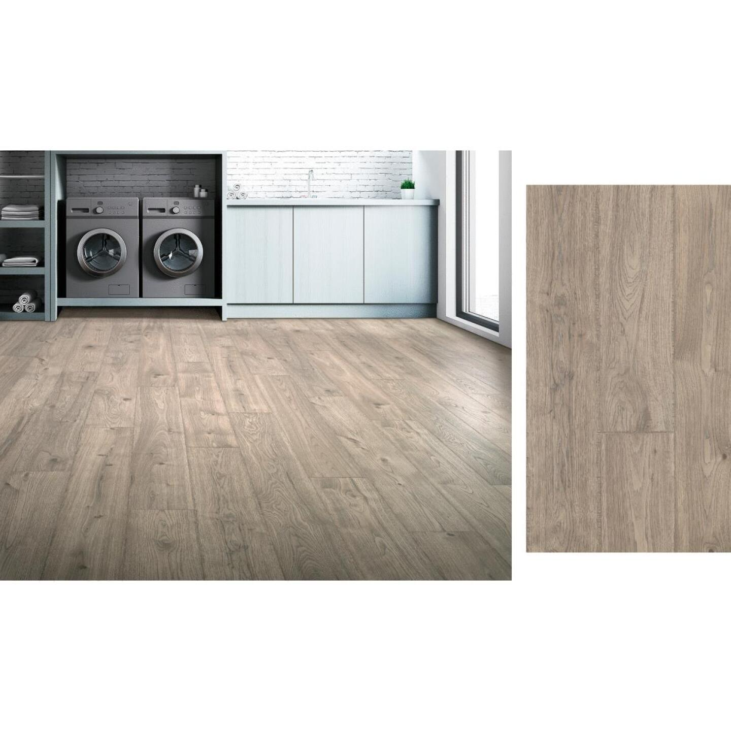 Mohawk RevWood Plus Elderwood Asher Gray 7-1/2 In. W x 54-11/32 In. L Laminate Flooring (16.98 Sq. Ft./Case) Image 1