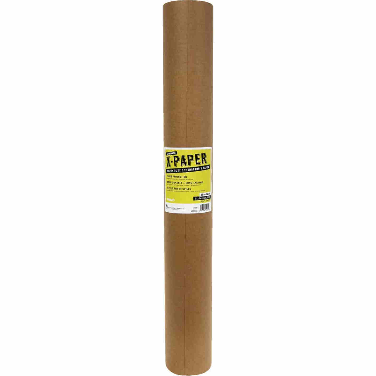 Trimaco X-Paper 36 In. W x 120 Ft. L Floor Protector Image 1