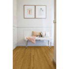Mohawk Daventry Harvest Teak 6 In. W x 48 In. L Luxury Vinyl Rigid Core Floor Plank (32.18 Sq. Ft./Case) Image 2