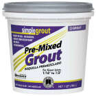 Custom Building Products Simplegrout Quart Haystack Pre-Mixed Tile Grout Image 1
