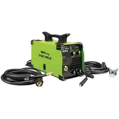 Forney Easy Weld 140 MP 120-Volt 140-Amp Multi-Process Welder (MIG/TIG/Arc)