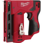 Milwaukee M12 12 Volt Lithium-Ion 3/8 In. Crown Cordless Finish Stapler (Bare Tool) Image 1