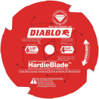 Diablo HardieBlade 6-1/2 In. 4-Tooth PCD (Polycrystalline Diamond) Fiber Cement Circular Saw Blade Image 1