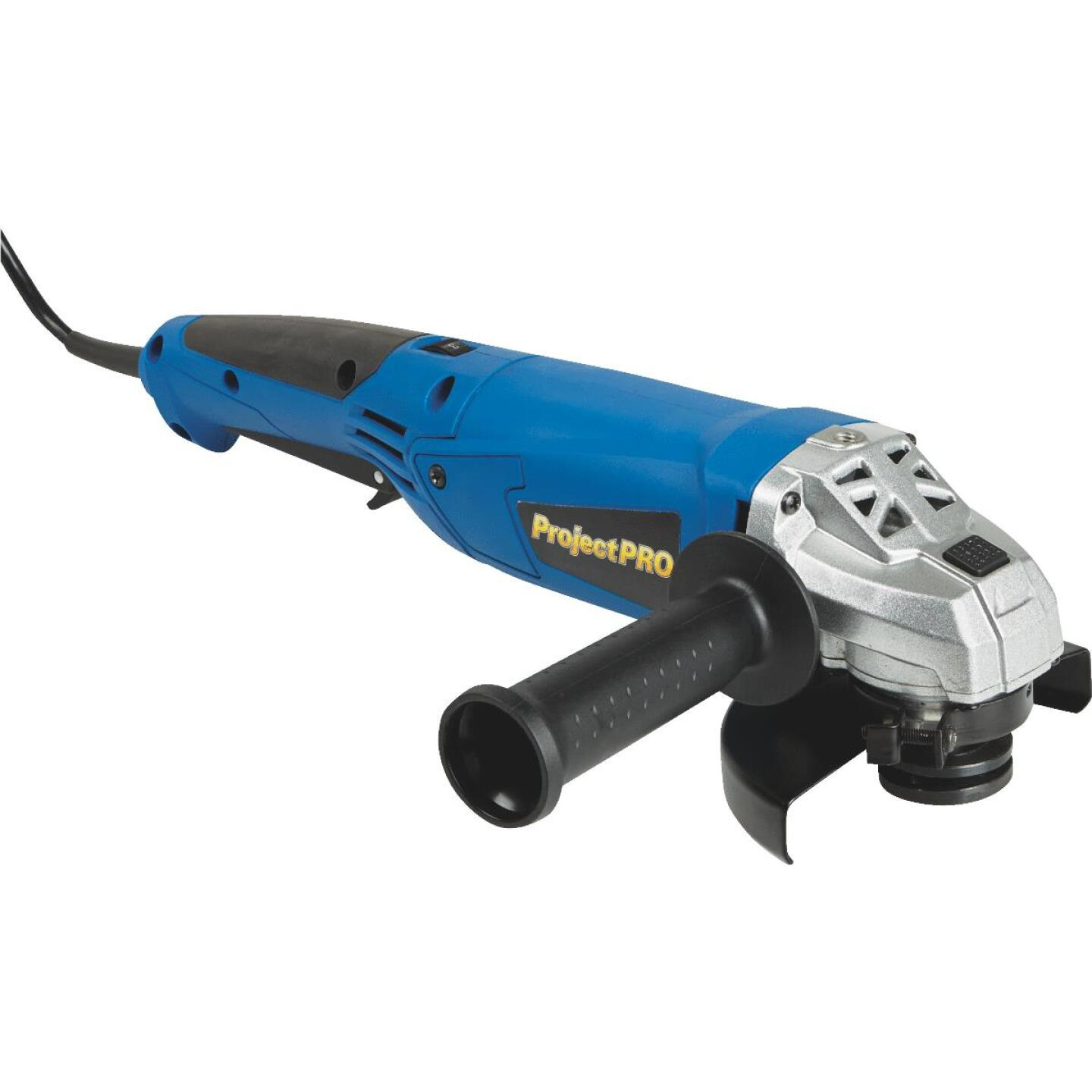 Project Pro 4-1/2 In. 10-Amp Angle Grinder Image 1