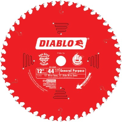 Diablo 12 In. 44-Tooth General Purpose Circular Saw Blade