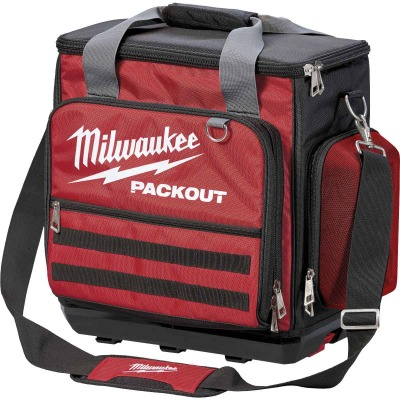 Milwaukee PACKOUT 58-Pocket 18 In. Technician's Tool Bag