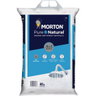 Morton 40 Lb. Water Softener Salt Crystals Image 1