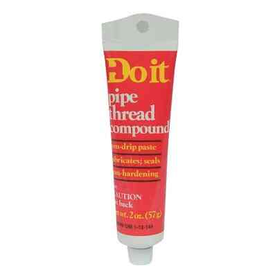 Do it 2 Fl. Oz. Gray Non-Drip Pipe Compound