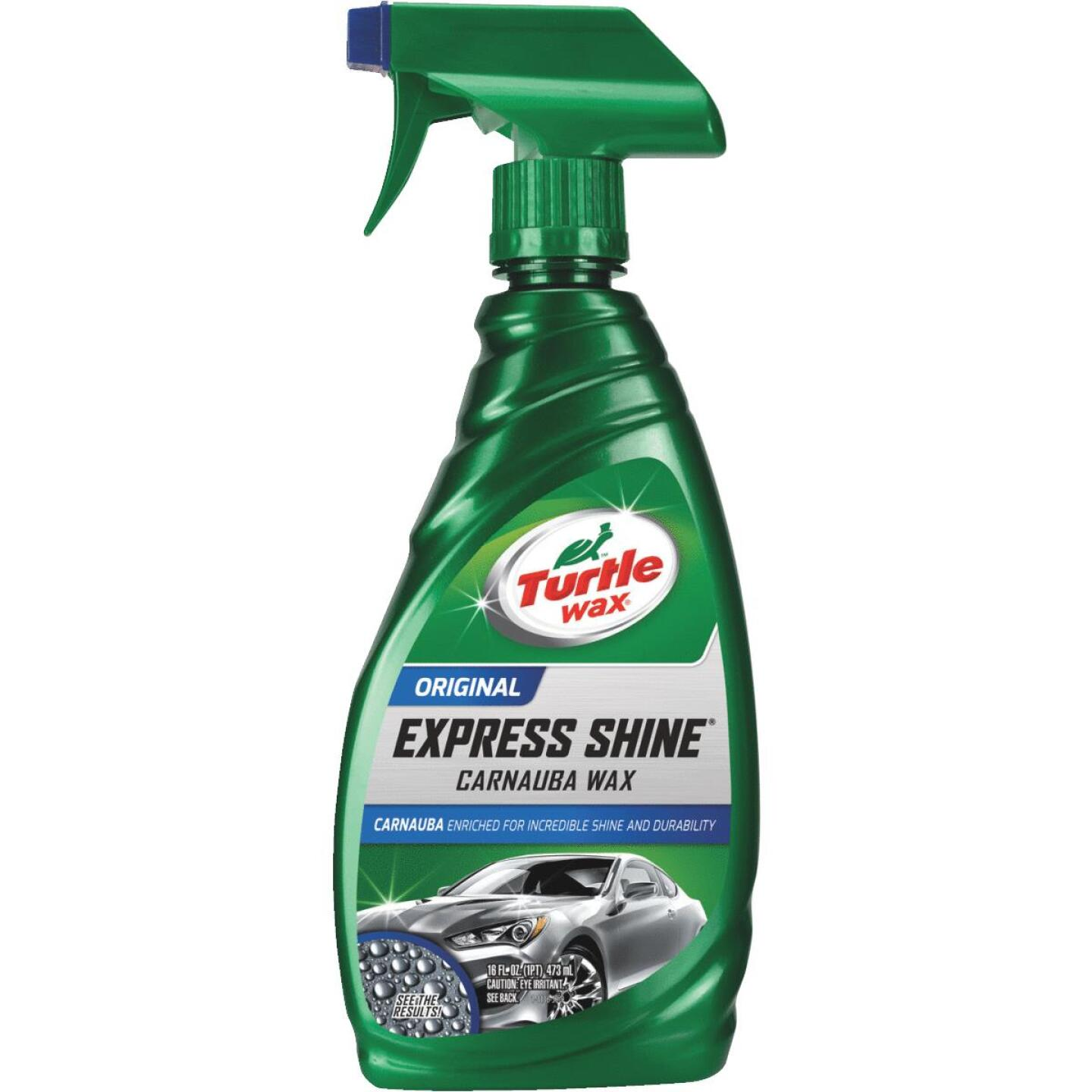 Turtle Wax Express Shine 16 Oz. Trigger Spray Spray Car Wax Image 1