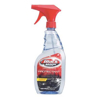 Black Magic 16 Oz. Trigger Spray Pro Shine Protectant