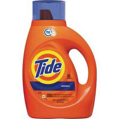 Tide 46 Oz. 32 Load HE Liquid Laundry Detergent