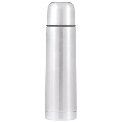 Thermos Thermocafe 17 Oz Silver Stainless Steel Insulated Vacuum Bottle