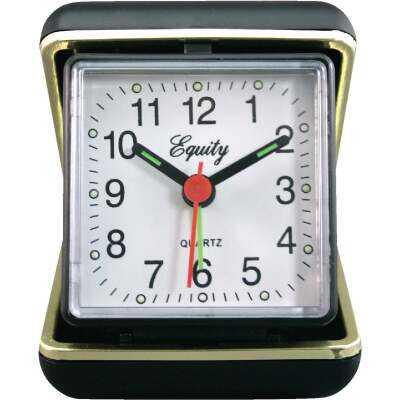La Crosse Technology Equity Travel Alarm Clock