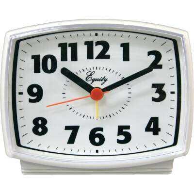 La Crosse Technology Equity Electric Quartz Alarm Clock