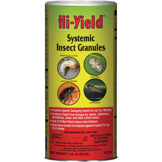 Hi-Yield 1 Lb. Ready To Use Granules Systemic Insect Killer