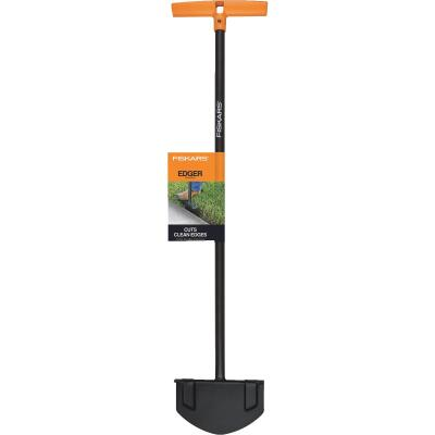 Fiskars 38.5 In. Steel Handle Manual Lawn Edger