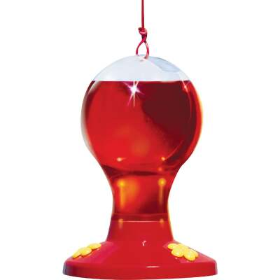 Perky-Pet Garden Song 16 Oz. Plastic Hummingbird Feeder