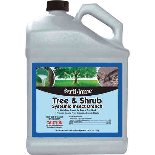 Ferti-lome 1 Gal. Concentrate Tree & Shrub Insect Killer