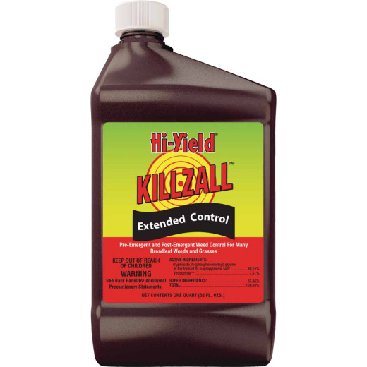 Hi-Yield Killzall Extended Control 32 Oz. Concentrate Weed & Grass Killer