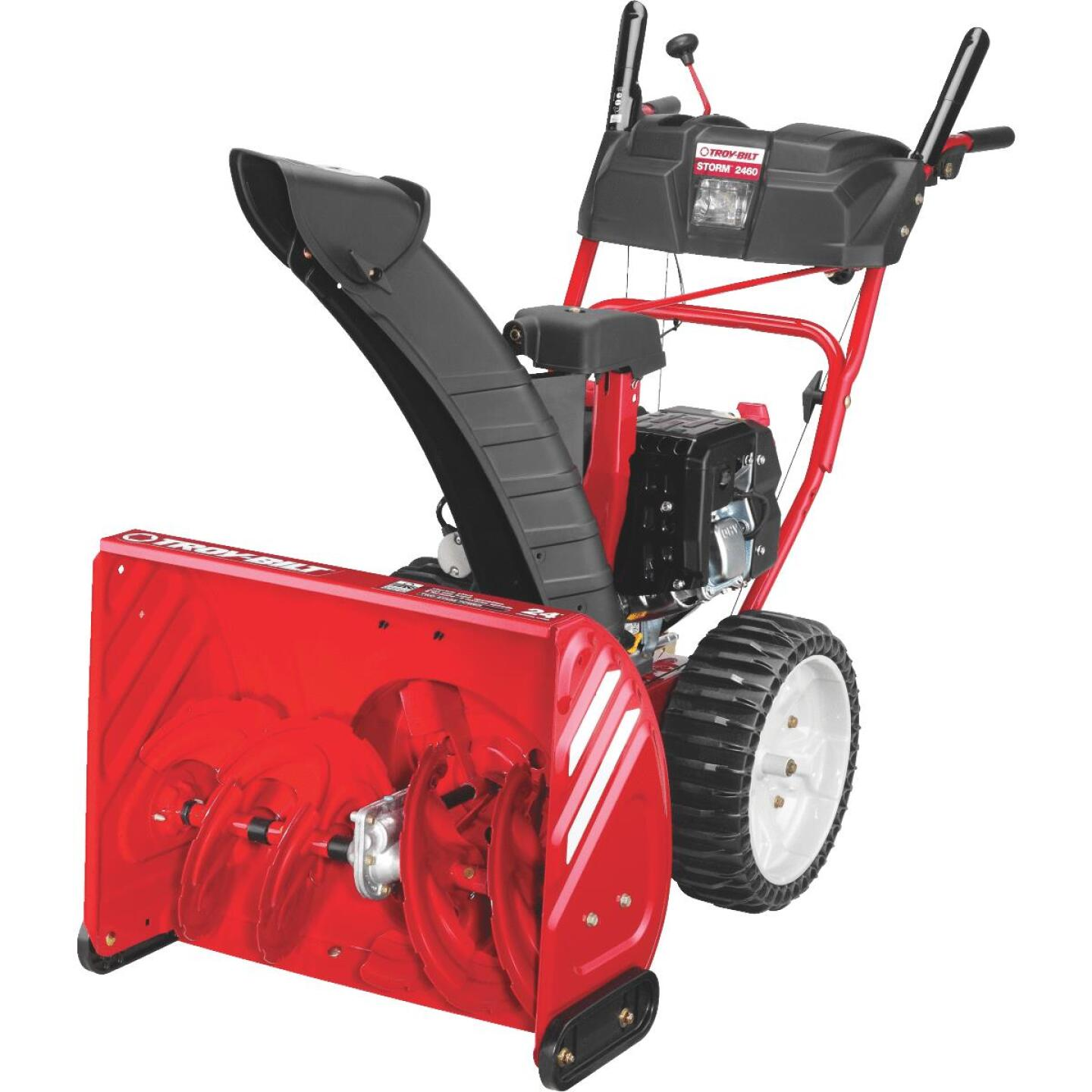 Troy-Bilt Storm 24 In. 208cc 2-Stage Gas Snow Blower Image 2