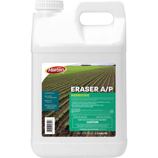 Martin's Eraser A/P 2-1/2 Gal. Concentrate Weed & Grass Killer