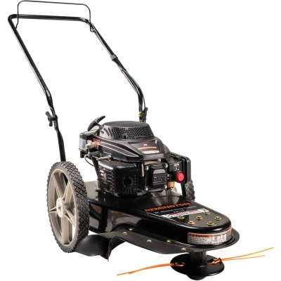 Troy-Bilt 22 In. 140cc Walk Behind Gas Trimmer Mower
