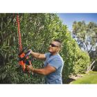 Black & Decker PowerCut 22 In. 20V Lithium Ion Cordless Hedge Trimmer Image 4