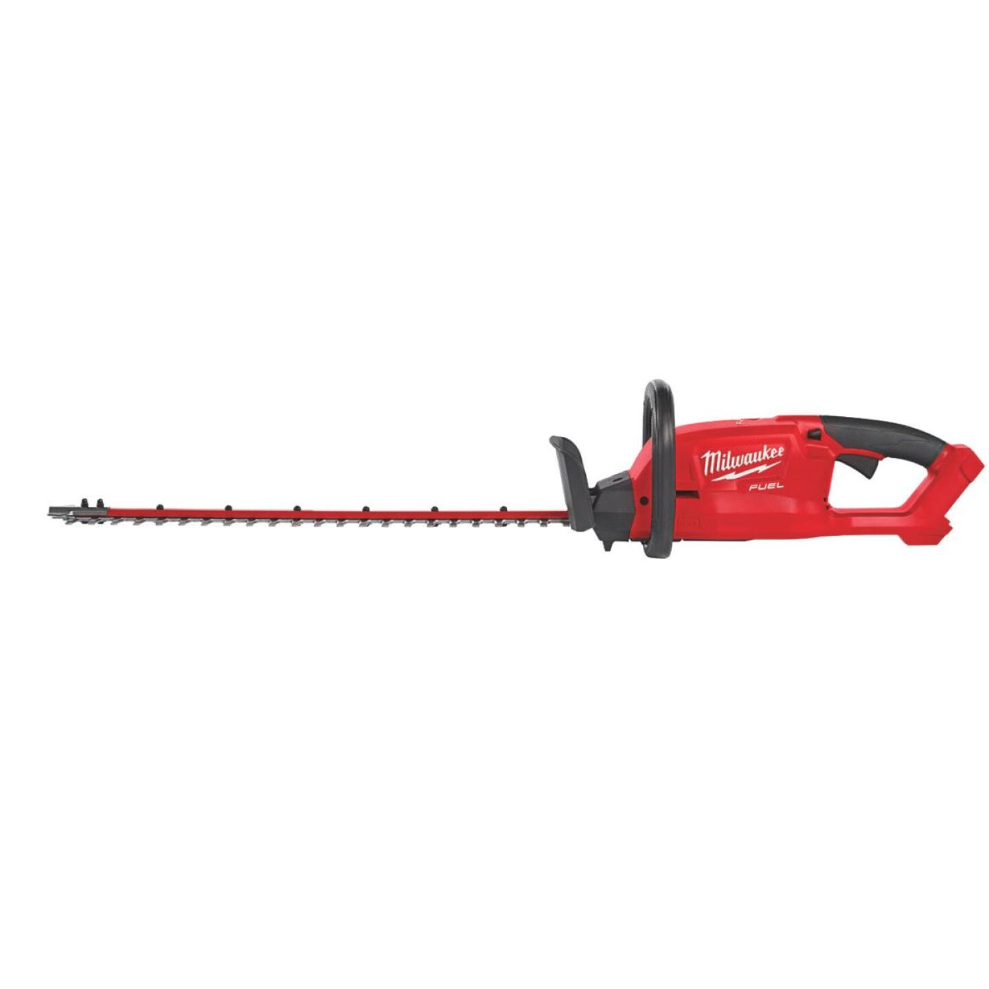 Milwaukee M18 FUEL 24 In. 18V Lithium-Ion Cordless Hedge Trimmer Image 1