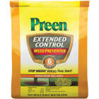 Preen Extended Control Weed Preventer, 10 Lb. Image 1
