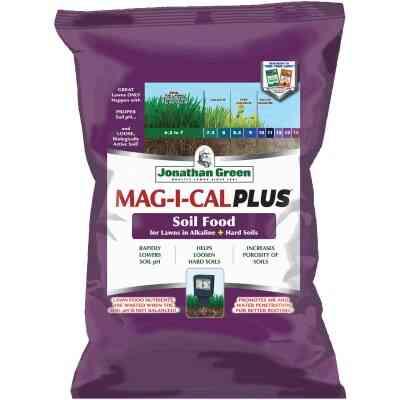Jonathan Green MAG-I-CAL Plus 54 Lb. 15,000 Sq. Ft. 18% Calcium Lawn Fertilizer For Alkaline Soil