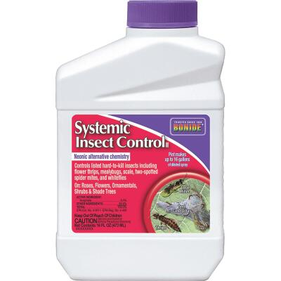 Bonide 16 Oz. Concentrate Systemic Insect Killer