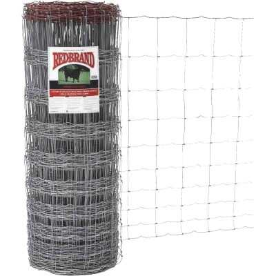 Keystone Red Brand 47 In. H. x 330 Ft. L. High-Tensile Steel Field Fence