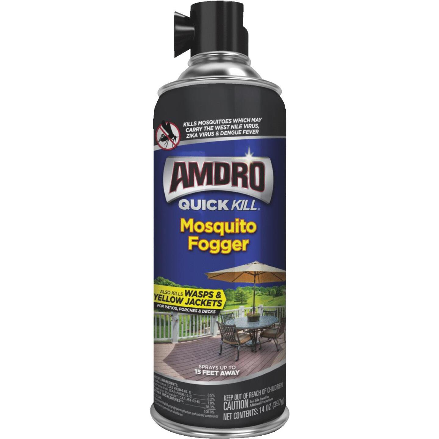 Amdro Quick Kill 14 Oz. Outdoor Mosquito Fogger Image 1