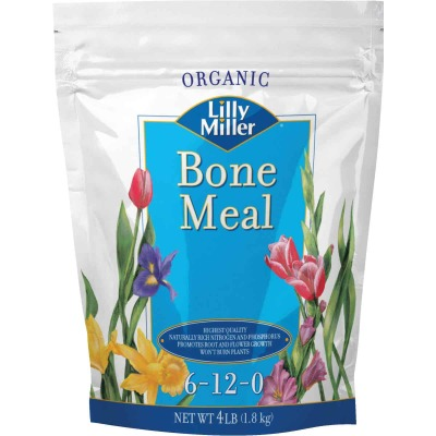 Lilly Miller 4 Lb. 6-12-0 Bone Meal