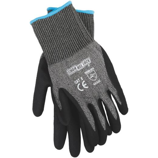Channellock Men's Large Nitrile Dipped Cut 5 Glove