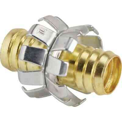 Best Garden 3/4 In. Brass Mid-Hose Mender