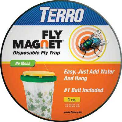 Victor Fly Magnet Disposable Outdoor Fly Trap