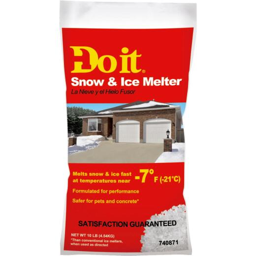 Do it 10 Lb. Snow And Ice Melt Pellets
