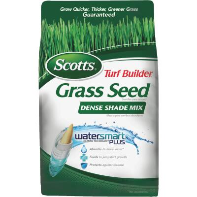 Scotts Turf Builder 3 Lb. Up To 750 Sq. Ft. Coverage Dense Shade Grass Seed