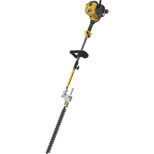 DeWalt Trimmer Plus 22 In. 27cc 2-Cycle Straight Shaft Pole Hedger