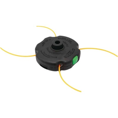 Shakespeare Push-N-Load 4-Line Replacement Trimmer Head