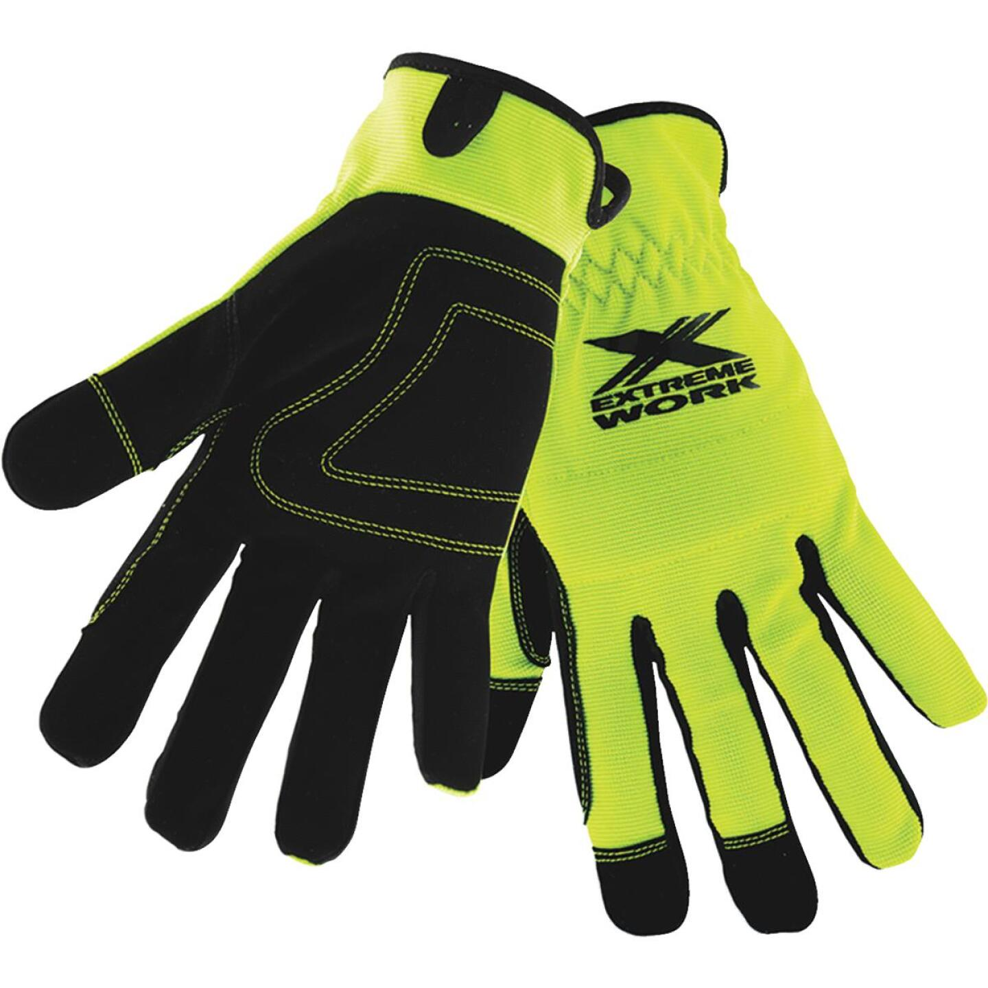 West Chester Protective Gear Extreme Work Men's Large Synthetic Leather High Performance Glove Image 1