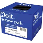 Do it #6 x 1-1/4 In. Coarse Thread Black Phosphate Drywall Screw (5 Lb.-Box) Image 2