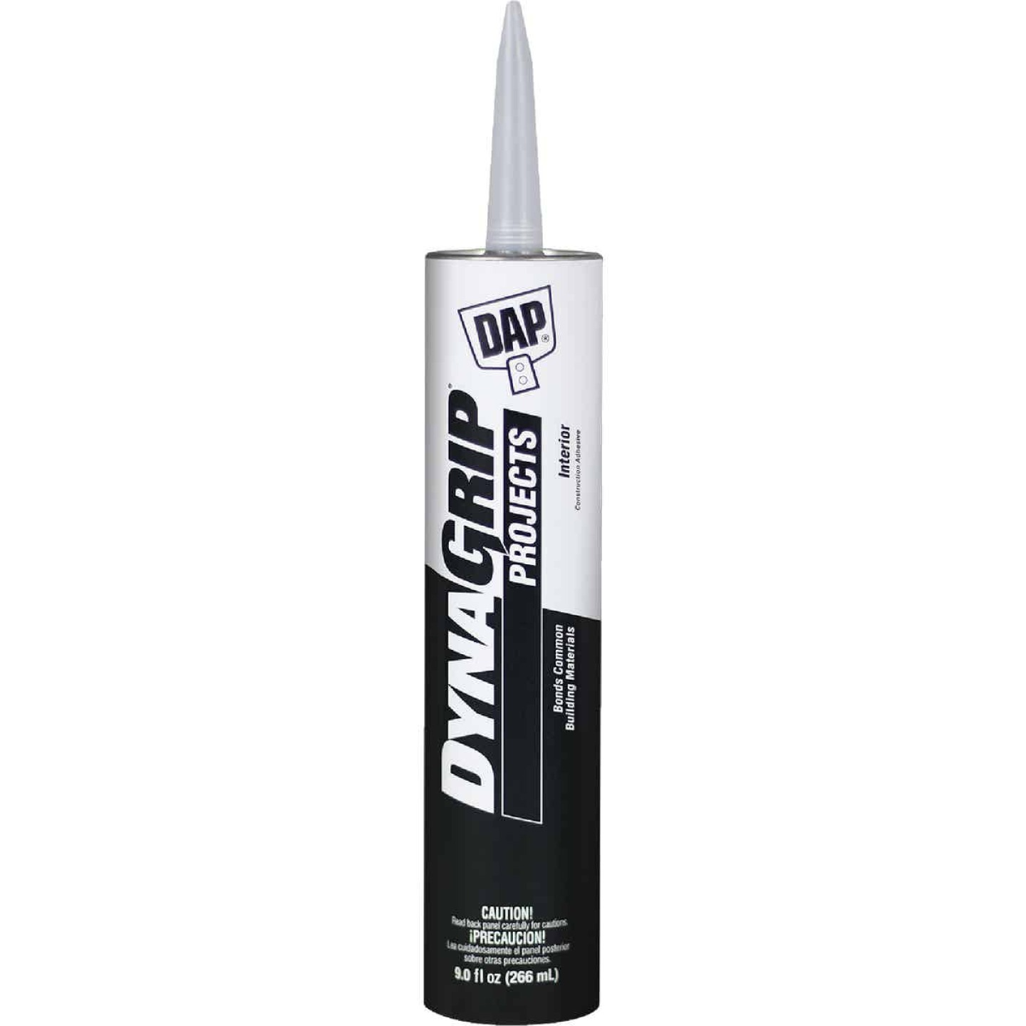 DAP DynaGrip Projects 9 Oz. Construction Adhesive Image 1