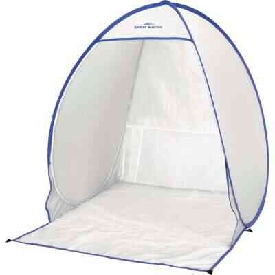 Wagner 35 In. W. x 39 In. H. x 30 In. D. Small Portable Spray Shelter